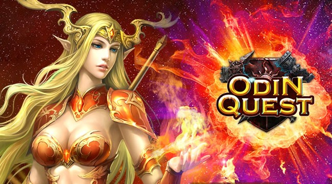 Odin Quest美服