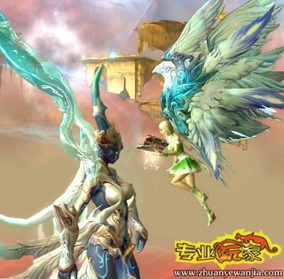 《永恒之塔》周年版本更新:我和精灵一起飞