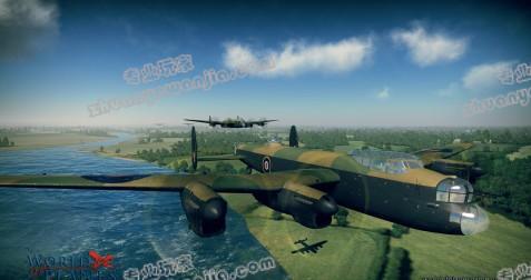 《飞机世界》二战内容拟真vs游戏 支持128vs128大型战斗
