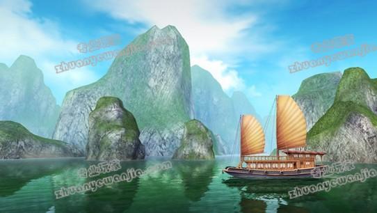 世界各地取景 东南亚风景图曝光   这次曝光的东南亚的3个景区会在