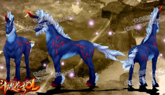 独角马——小巧可爱实力不俗 这个萌态可掬的精灵马本来是魔兽家族中的坐骑,其悠长的耐力和迅捷的奔跑能力是跨越辽阔大陆的最好脚力。炼药师发现了它的这个特性,利用众多材料将其炼化为傀儡,使其具有长时间作战能力和不俗的战斗实力,渐渐的成为斗王强者喜欢的傀儡,而它迷你的外型也让很多女孩欢喜不已。 小巧的独角马 《斗破苍穹OL》是由畅游三年砺剑打造的第一人气玄幻小说网游。游戏改编自点击量过亿的同名小说,并力邀原著作者天蚕土豆担任高级制作人兼首席架构师,意在100%还原纯正的斗气大陆。游戏凭借