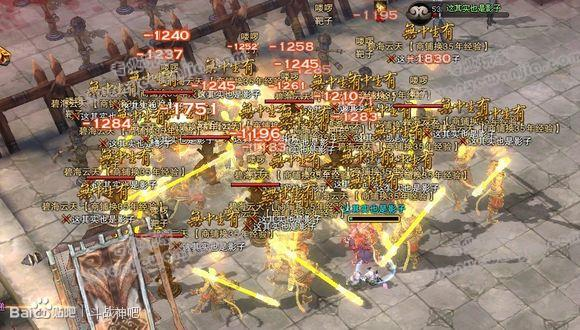 《斗战神》玩家分享极限加点 拳猴的分身流加点 无限分身秒杀一切