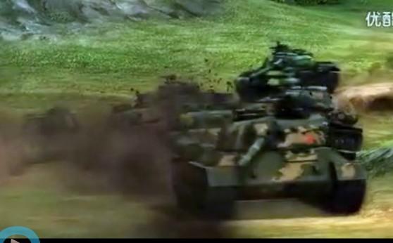 浓郁中国风!坦克世界官方新版中系宣传视频