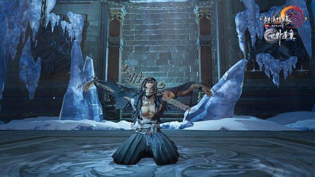 剑网三冰火岛秘境boss公布 掉落超好看武器