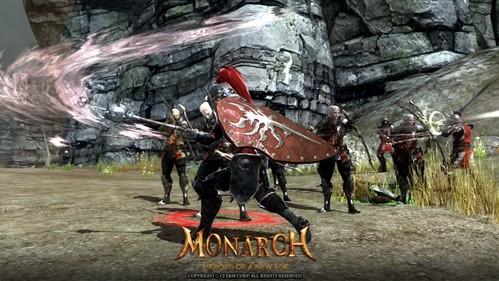 Monarch韩服