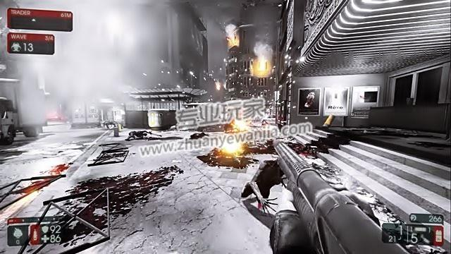 《killing Floor 2》新补丁发布 增加新武器和地图 官方资讯 专业玩家 游戏工作室联盟!
