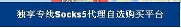 自选S5代理平台