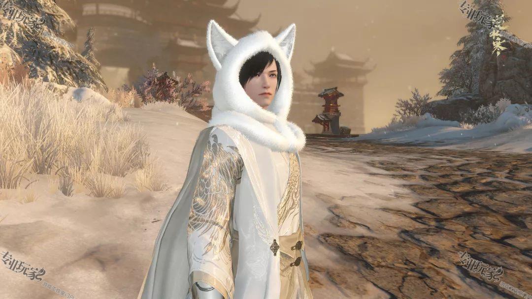 《逆水寒》真良心 玩家想要大灰狼官方就出了