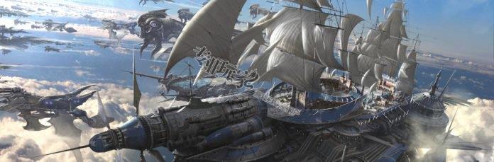 《绝地求生》的开发商蓝洞又有了新的MMO游戏 蒸汽朋克风格