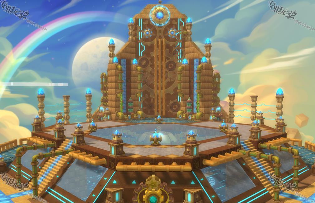 《冒险岛2》韩服更新新大陆 全新地图70级装备新剧情