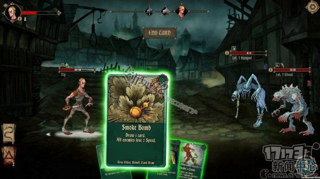 卡牌新作《灰烬之牌》登陆Steam平台 游戏将于4月12日解锁发售