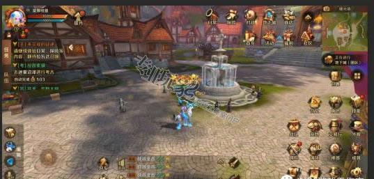 《万王之王3D》手游 一起来看赚RMB的攻略