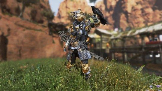 《Apex英雄》开启了传说级狩猎活动 也加入了中文配音