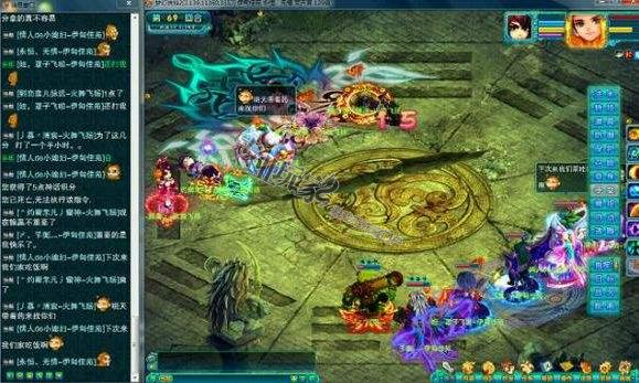 梦幻诛仙 个人实践可以在线自动过的游戏方法