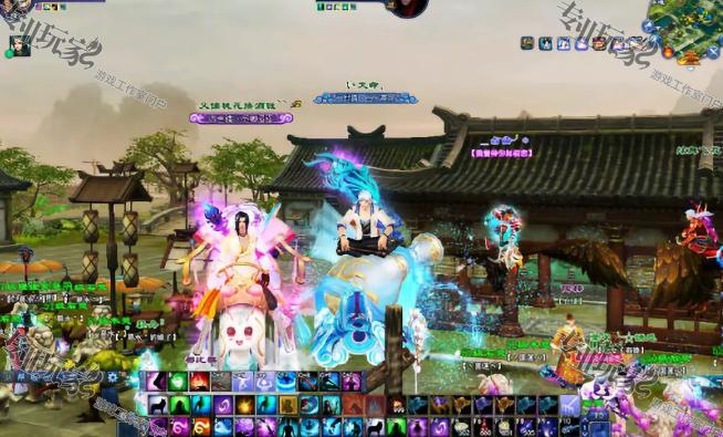 零冲玩家分享个人倩女幽魂游戏搬砖收益攻略