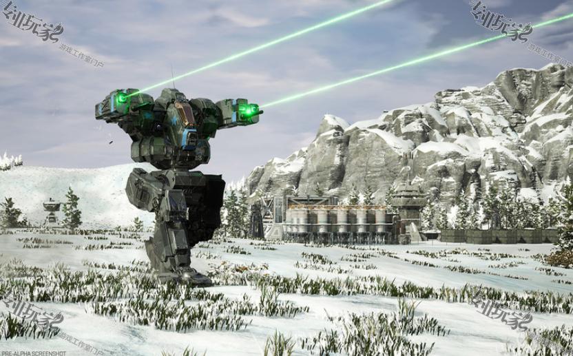 《机甲争霸战 5:佣兵》预定 12 月 10 日在 Epic Games Store 平台限时独占发行