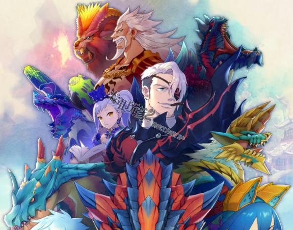 【试玩】《魔物猎人 骑士》於日本推出 探索魔物与骑士的组合体验高战略性的指令战斗