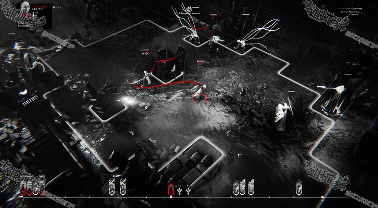 《彼岸花(Othercide)》将于夏季发售,将登陆 PC、PS4、Xbox One 平台,并支援繁体中文