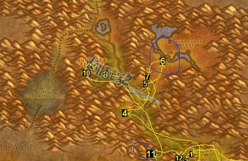 魔兽世界怀旧服20-40级别升级路线 任务攻略大全分享