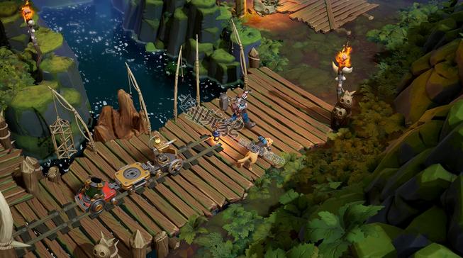 发行商完美世界和开发商Echtra Inc正式宣布《火炬之光3》将于10月13日结束EA版并推出正式版,登陆PC、PS4和Xbox One平台